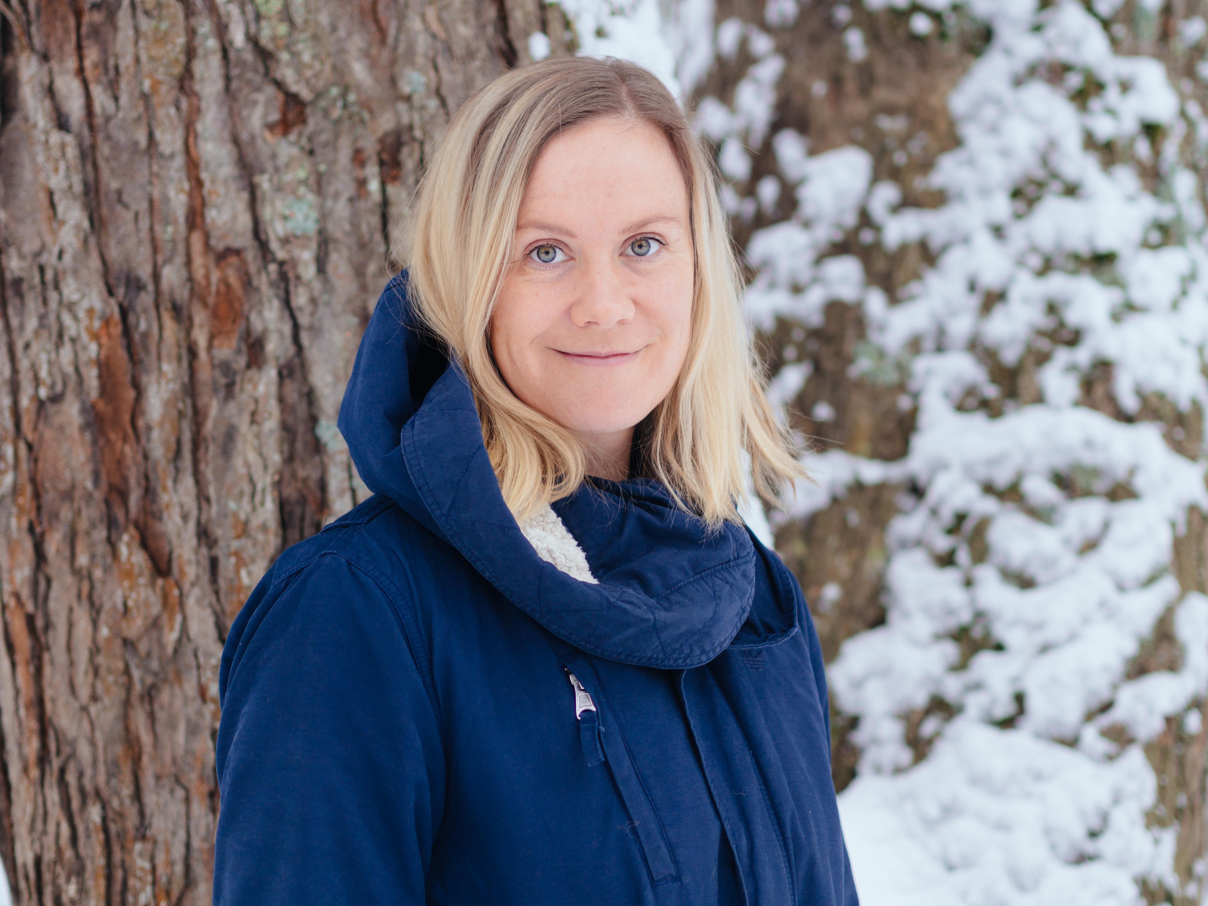 Heini Saarimäki.