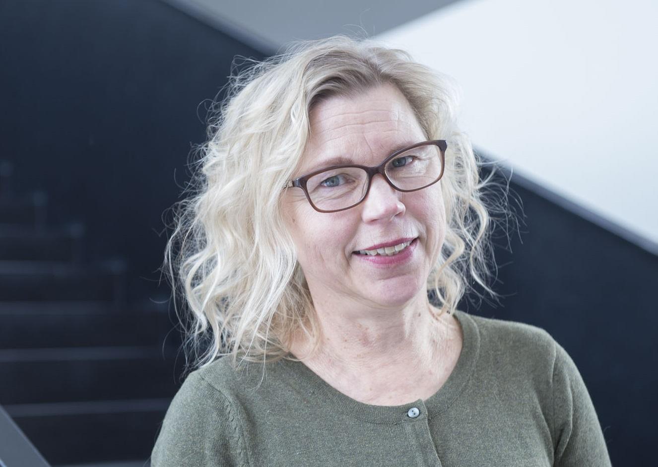 Eeva Jokinen.