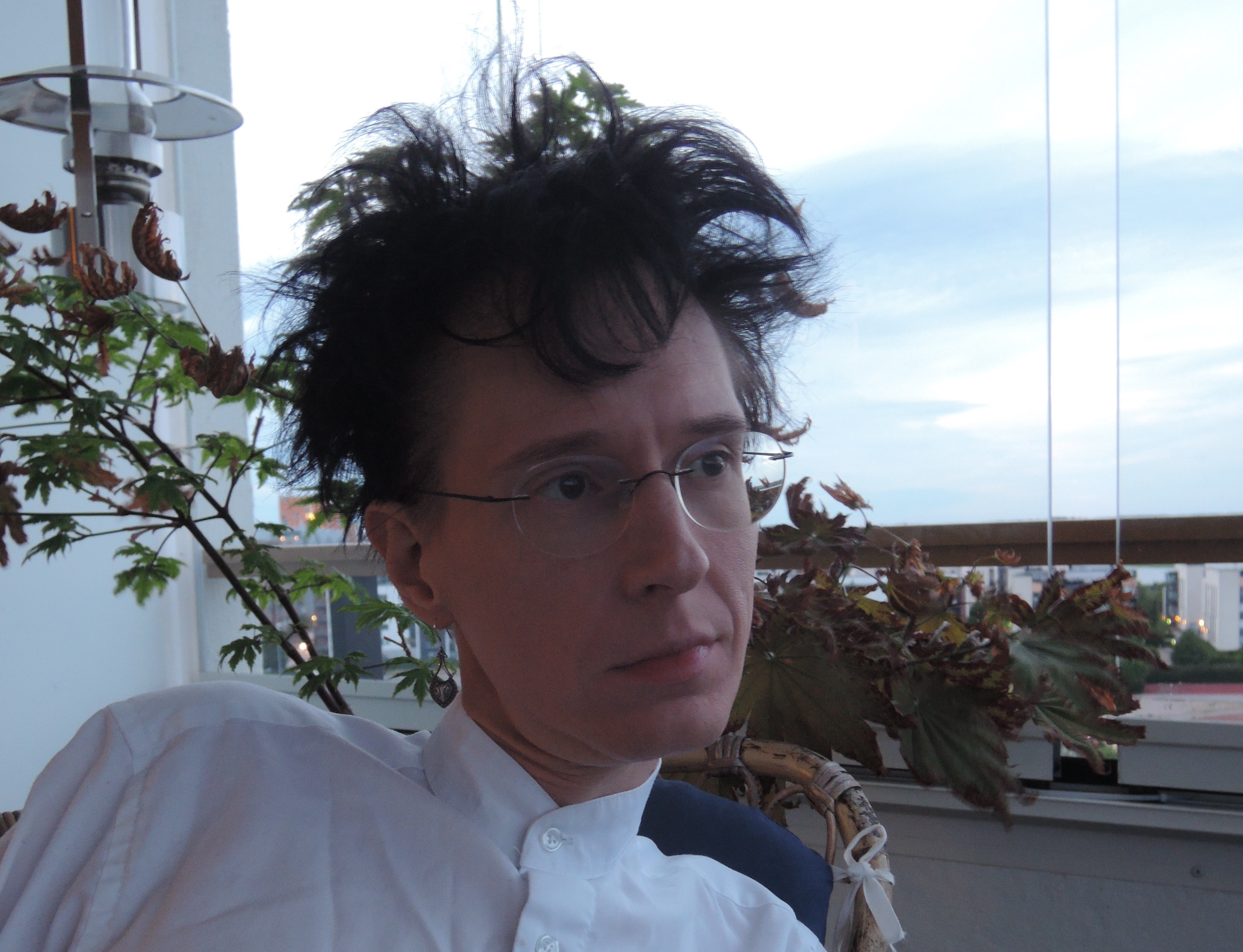 Syksy Räsänen.